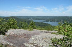 View of Lake Waramaug